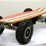 FiiK STREET SURFER RC Electric Skateboard