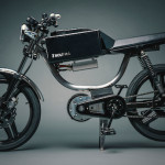 BOLT MOTORBIKES Motorbike Style Electric Bike