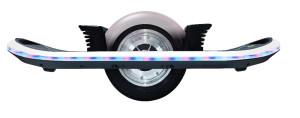 Hover Board One Wheel Profile