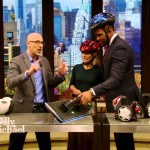 Hoverboards & Transporters 2015 on Live with Kelly and Michael