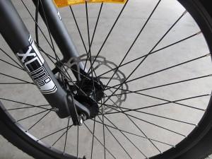 FLASH TRENDS EBIKE ELECTRIC MOUNTAIN BIKE Disc Brakes