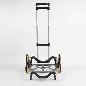 UpCart Stair Climbing All-Terrain Folding Cart