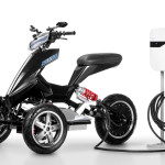 SWAY Electric Tri-Cycle