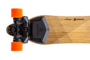 Boosted Dual+ 2000W Electric Skateboard Bottom