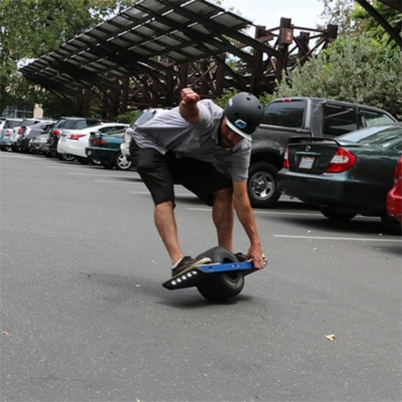 One Wheel Big Wheel Hoverboard 1