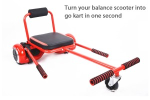 softseat red