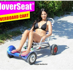 HoverSEAT Hoverboard Lawn Chair Sitting Attachment